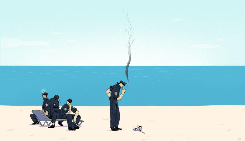 המיתות המוזרות על חוף הים בנתניה
