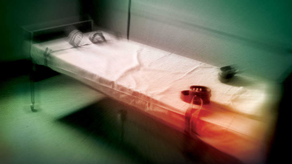 """פגועת נפש קשורה 19 יום למיטתה, איגוד הפסיכיאטריה נלחם בדו""""ח שחושף זאת"""
