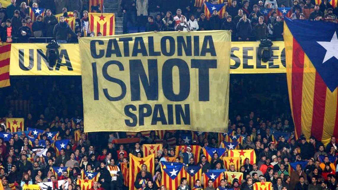 קטלוניה אינה ספרד