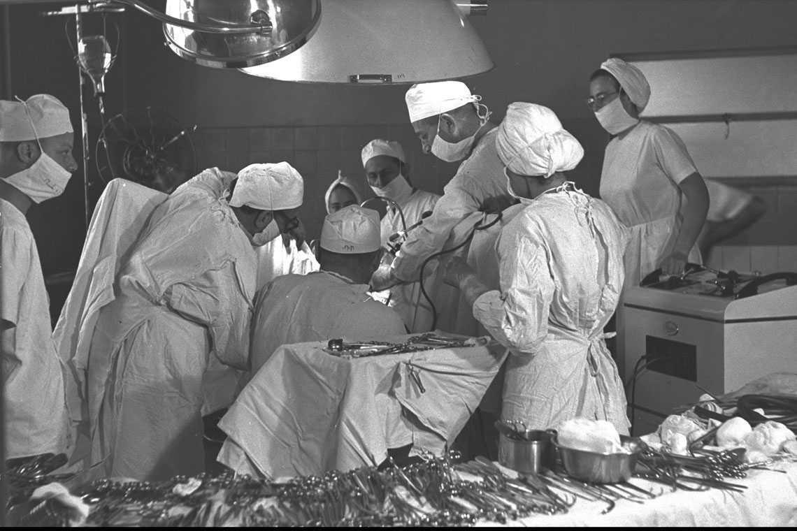 חדר ניתוח בבילינסון