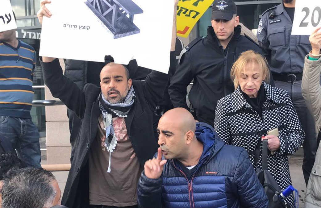 """יגאל רמב""""ם וברק כהן"""