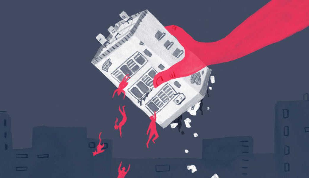 יואב גלנט: שר הפינוי והסיכון