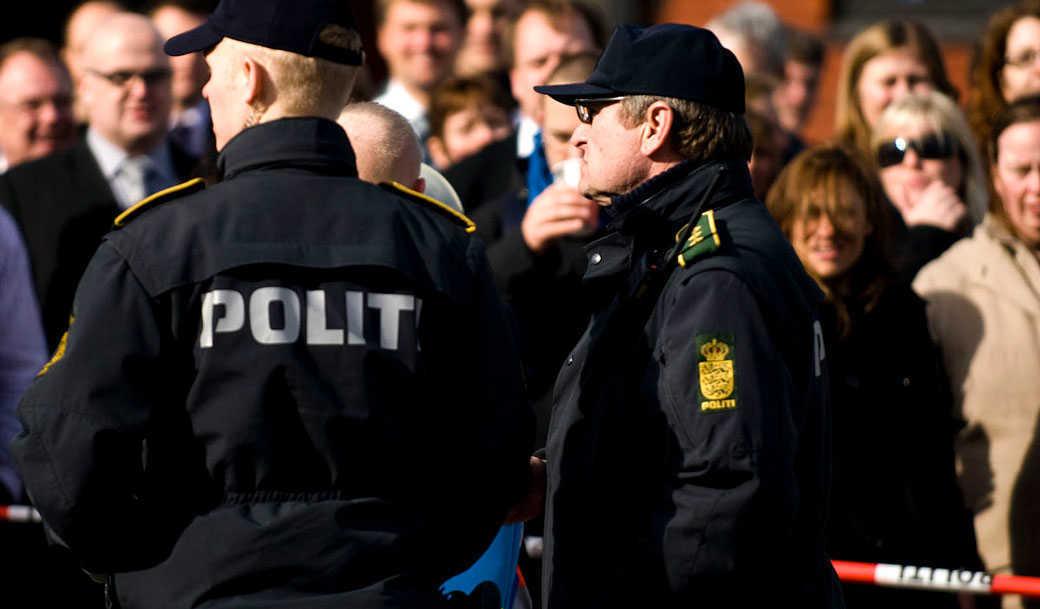 שוטרים בדנמרק