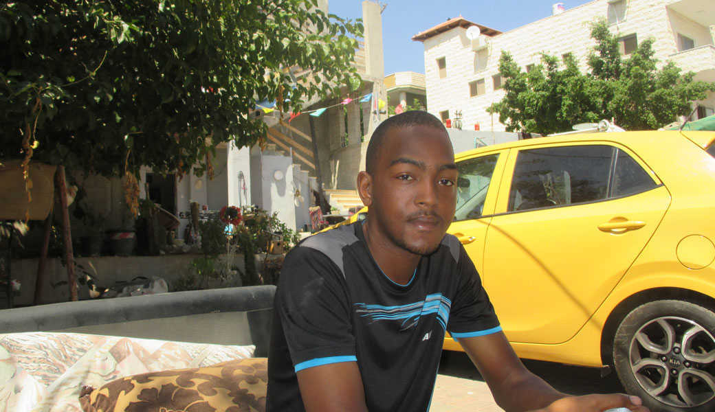 יאסין, אחיינו של החטוף