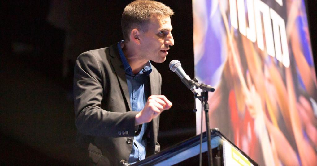 """""""טוב שהמסכות הוסרו"""" רמי הוד בכנס הישראלי חברתי"""