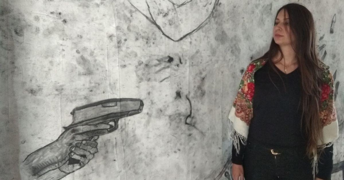 מריה סאלח מחאמיד | צילום: מאשה אברבוך
