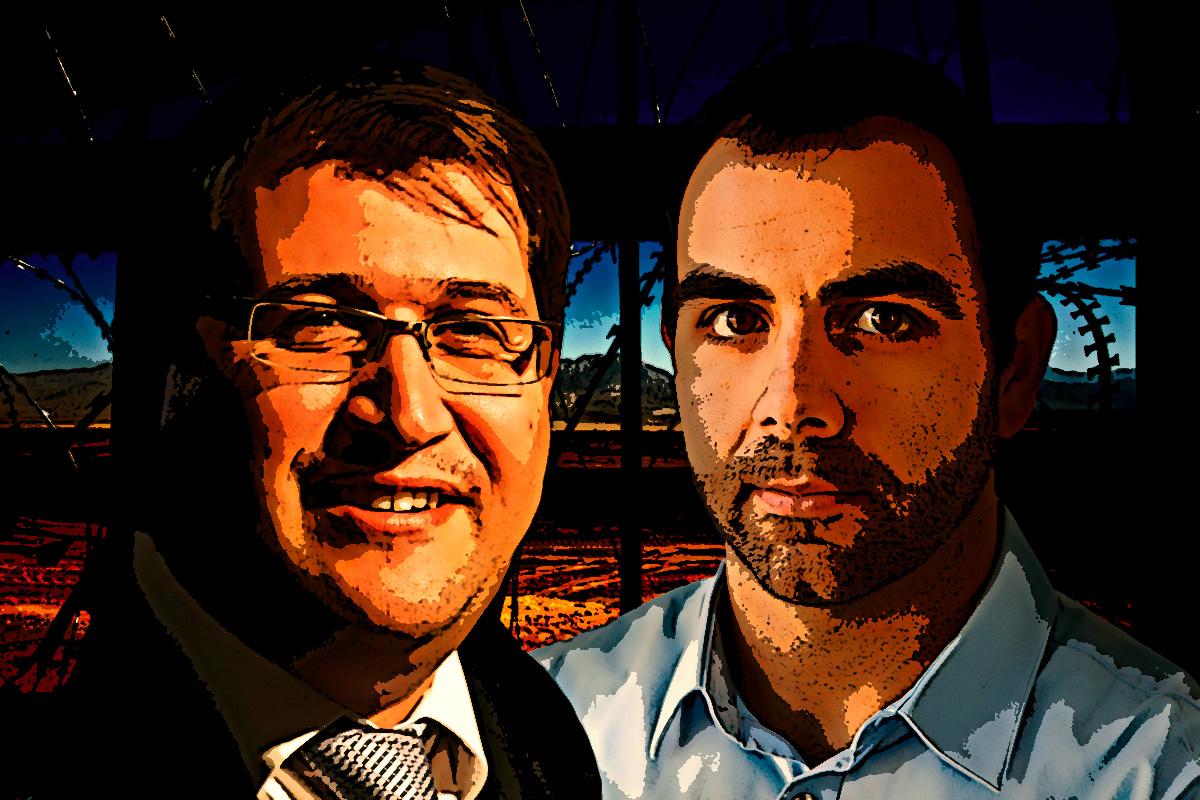 עומאר שאקיר ומיכאל ספרד (אילוסטרציה) | צילום: פלאש90