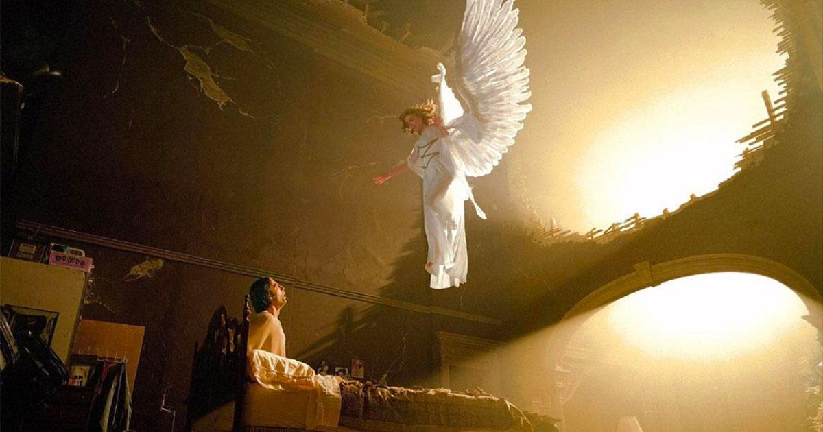 מלאכים באמריקה הסרט